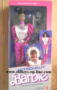 astronaut african american barbie dolls - photo #15