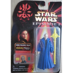 Guerre Stellari Star Wars Episode 1 personaggio Chancellor Valorum