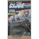 Gi Joe Cobra action pack Cannone antiaereo automatico 1987