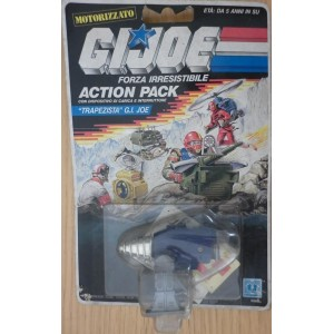 Gi Joe action pack Trapezista 1987