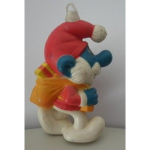 Peyo Papa Smurf for Christmas tree