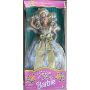 Sears Special Edition Ribbons & Roses Barbie doll 1994