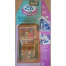 Polly Pocket Pollyville La Baita 1994