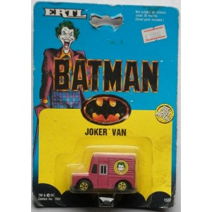 Ertl Super Eroi Batman Van di Joker 1989