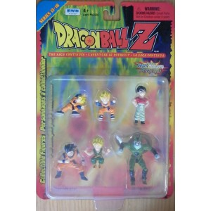 Irwin Dragon Ball Z personaggi miniature serie 15 1999