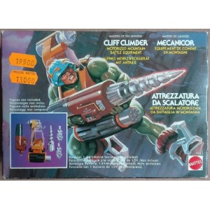 Motu Masters of the Universe Cliff Climber scalatore 1986