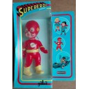 Galba Super Heroes Flash action figure 1980