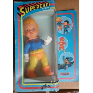 Galba Super Eroi personaggio Super Girl 1980