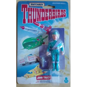 Thunderbirds personaggio pilota John Tracy 1992