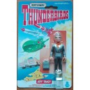 Thunderbirds personaggio fondatore comandante Jeff Tracy 1992