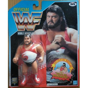 WWF personaggio Wrestling Typhoon 1992