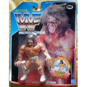 WWF personaggio Wrestling Ultimate Warrior 1990