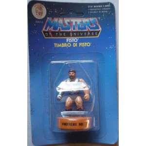 Motu Masters of the Universe timbrino Fisto 1985
