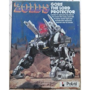 Zoids robot Gore the Lord Protector 1985