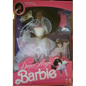 Barbie bambola nera Dance Magic 1989