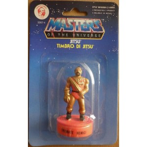 Motu Masters of the Universe timbrino Jitsu 1985
