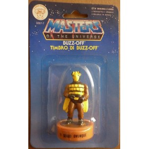 Motu Masters of the Universe timbro Buzz-Off 1985