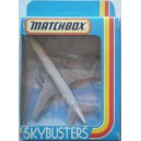 Matchbox Skybusters DC10 aereo 1981