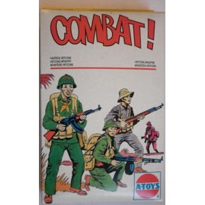 A-Toys Vietcong infantry soldiers 1/72