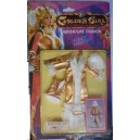Golden Girl vestito Forest Fantasy Golden Girl 1984