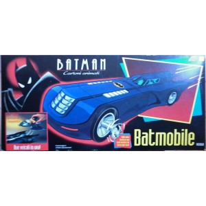 Kenner Batman Batmobile car 1993