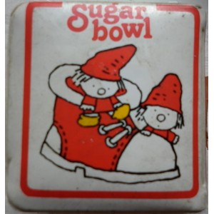 Sugar Bowl temperamatite Kutsuwa Japan
