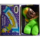 Fiammiferini mini matchbox bean doll 10