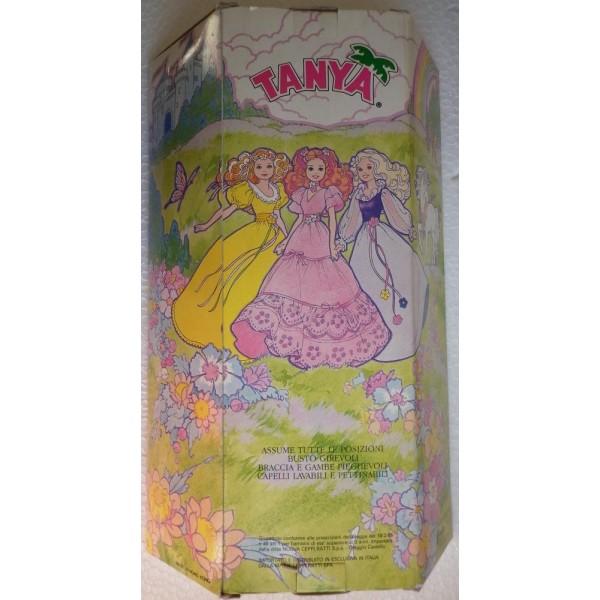 Ceppiratti Creata Bambola Tanya Primadonna Principessa Dei Fiori Vintage Doll Altro Bambole