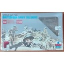 Esci WWII British 8th army soldiers 1/72