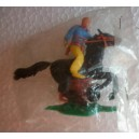 Nardi cowboy horse riding soldier 1/32