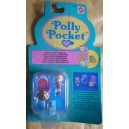 Polly Pocket anello Polly fa la principessa 1990