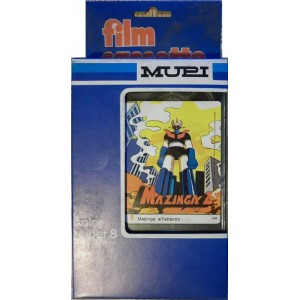Mupi Mazinga Z filmino Super 8 - Mazinga all'attacco