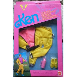 Barbie vestito Ken Active Wear tuta sportiva 1991