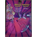 Princess of Power She-Ra vestito Abiti Fantastici Veli di Mistero 1986