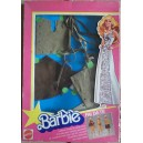 Barbie Superstar vestito fai da te pelle 1980