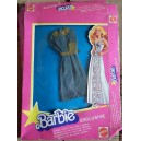 Barbie Superstar vestito Exclusive vera pelle 1980