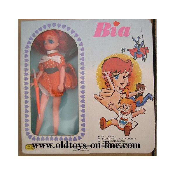 Www.oldtoys on line.com new gioco bambola bia sfida della magia 1981
