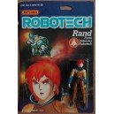 Matchbox personaggio Robotech Lisa Hayes forza difensiva 1985
