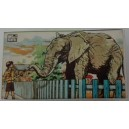 Britains mini set zoo elefante con bambino 1/42