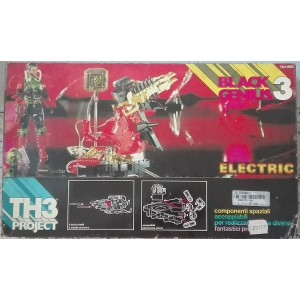 TH3 Project Black Genius 3 electric robot 1979
