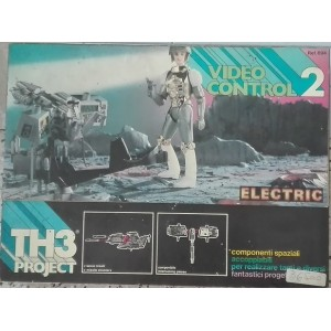 TH3 Project Video Control 2 electric robot 1979