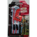 Action outfits Vestito pilota militare per personaggi 30 cm