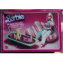 Barbie Dream Furniture salotto Sofà e Tavolo 1978