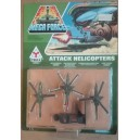 Kenner Mega Force Triax army Elicotteri d'attacco con torre radar 1989
