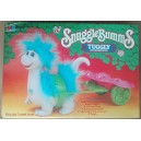 Snugglebumms Snuggle Bumms pupazzo dinosauro Tuggly con cocchio reale 1985