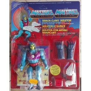 Motu Masters of the Universe Dragon Blaster Skeletor 1985