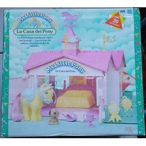 Hasbro Mio Mini Pony My Little Pony La casa dei pony
