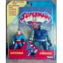 Kenner personaggi Superman e Darkseid 1997