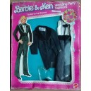 Mattel Barbie & Ken Wedding Party Fashions vestito sposo 1979