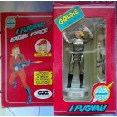 Mego Eagle Force personaggio Goldie oro 1981